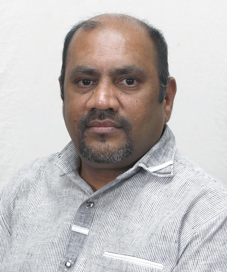 Mr Alpesh Shah