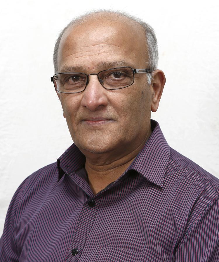 Mr Ashwin Shah