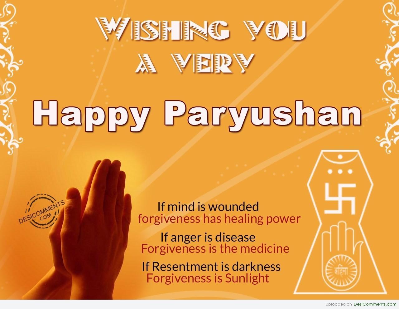 Paryushan parva 2015